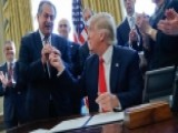 Trump Set To Sign EPA Water Regulation Roll-back