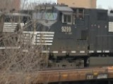 Thieves Target Freight Trains, Get Hands On Arsenal Of Guns