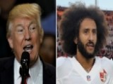 Trump Says His Twitter Power Is Why Kaepernick Isn't Signed