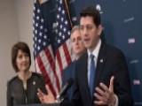 Tension Builds As Republicans Postpone Health Care Vote