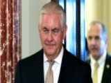 Tillerson Talks ISIS With Jordanian King, Egyptian President