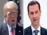 Trump Says He's Changed His Outlook On Syria And Assad