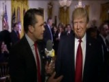 Trump Talks Outreach To Veterans, China Meeting, Syria