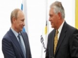 Tillerson To Meet With Putin As US-Russia Tensions Rise