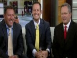 The Kilmeade Brothers Celebrate National Siblings Day