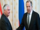 Tillerson, Lavrov To Hold Joint Presser After Meeting