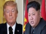 Trump Accused Of Risking War With North Korea For Popularity