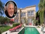 Tom Jones Puts Lavish Beverly Hills Mansion On The Market