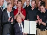 Trump's First 100 Days: Signature Achievements