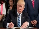 Trump Signs Executive Order To Help Clean Up The VA