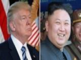 Trump Warns Of 'major, Major Conflict' With North Korea