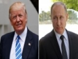 Trump, Putin To Speak For First Time Since Syria Strike