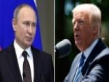 Trump, Putin Discuss North Korea, Syria