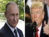 Trump 00004000 And Putin Agree To Work Together On North Korea, Syria