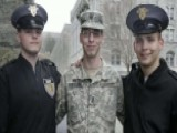 Three Brothers To Graduate From West Point Together