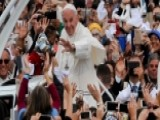 Thousands Of Pilgrims Greet Pope Francis In Fatima, Portugal