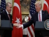 Trump: US Will Work With Turkey To Confront 'shared Threats'