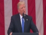 Trump: Fallen Soldiers Died In War So We Can Live In Peace