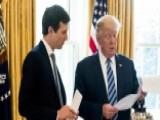 Trump Declares 'total Confidence' In Kushner