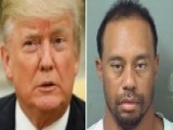 Top That: 'Covfefe' Mania Vs. ESPN's Doctored Tiger Mug Shot