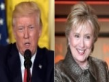 Trump Spars With Clinton, Reacts To The Unmasking Probe