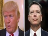 Trump On Comey: I Didn't Tape Him, I Don't Have Any Tape