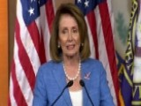 Trump Says Pelosi's Ouster Would Represent A Sad Day For GOP