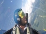 Taking Flight With The US Navy Blue Angels