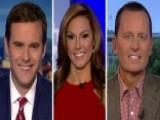 Team Trump On Defense Amid Trump Jr. Scandal