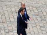 Trump-Macron Meeting To Highlight Differences, Unity