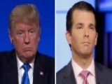 Trump: Zero Happened From Son's Meeting With Russian Lawyer