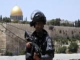 Two Israeli Police Officers Killed In Jerusalem