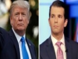 Trump Slams Media Amid Questions Over Trump Jr. Meeting