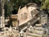 Turkey, Greece Struck By Powerful Earthquake