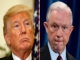 Trump's Remarks On Sessions Eclipse 'Made In America' Week