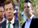 Trump Jr., Manafort Strike Deal To Avoid Public Hearing