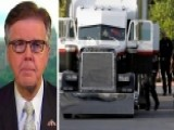 Texas Lt. Gov. Patrick Discusses Human Smuggling Tragedy