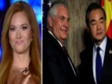 Turner Talks Optics Of China Signing Onto NKorea Sanctions