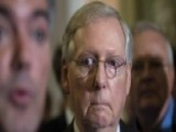Trump Increases Pressure On McConnell To Pass GOP Agenda