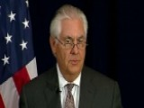 Tillerson: One American Killed In Spain Attacks