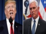 Trump, Pence To Meet With National Security Team
