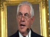 Tillerson Says Taliban 'will Not Win On The Battlefield'