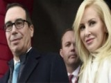 Treasury Secretary's Wife Defends Wealth In Instagram Feud