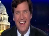 Tucker Responds To Critics Who Can't Spot A Joke