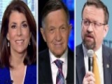 Tammy Bruce, Dennis Kucinich React To Gorka Departure