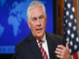Tillerson Moves To Drastically Cut Special Envoy Positions