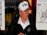 Trump Salutes Coordination Between Local, Federal Responders