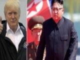 Trump Tweets About Possible Options For NKorea Strategy