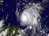Tropical Storm Maria Strengthens Into Category 1 Hurricane