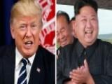 Trump Warns North Korea 'won't Be Around Much Longer'